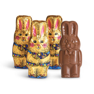 Mini Milk Chocolate Bunnies