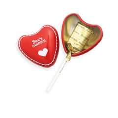 Happy Valentine's Day Lollypops