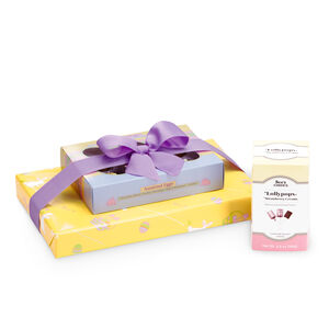 Gift wrapped boxes sees candies spring bliss negle Images