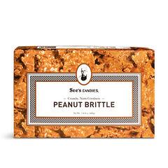 Game Day Peanut Brittle