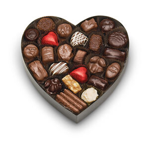 Valentines Day Chocolate Gifts Sees Candies