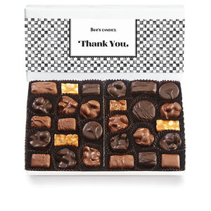 Thank You Box - Nuts & Chews