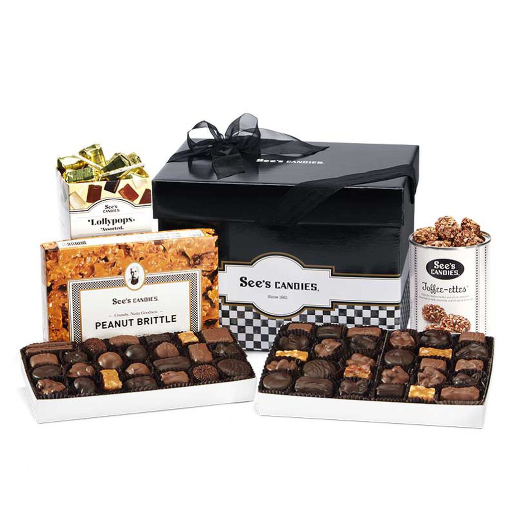 Signature gift pack 4 lb 2 oz sees candies signature gift pack negle Images