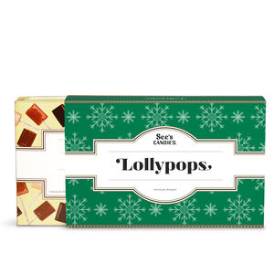 Christmas Assorted Lollypops