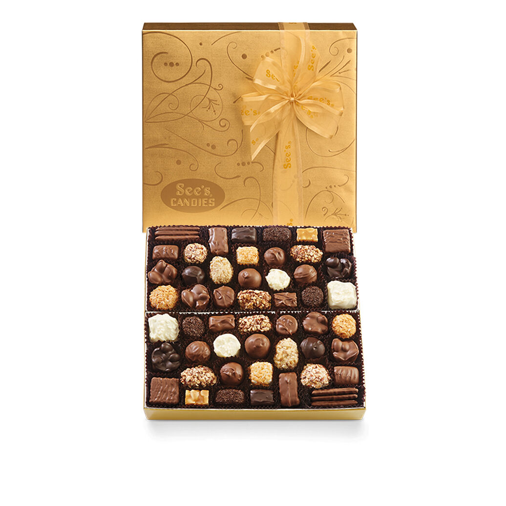 See S Candy Dark Chocolate Almonds