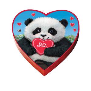 Panda Bear Heart