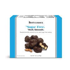 Sugar Free Dark Almonds