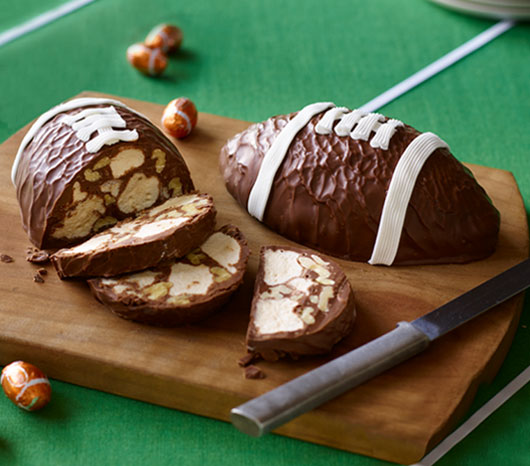 See's Rocky Road Football