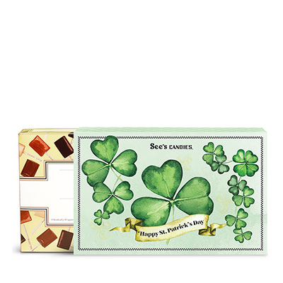 St. Patrick's Day Lollypops