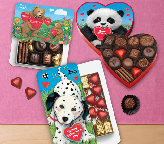 Chocolate  Candy Gifts  Sees Candies