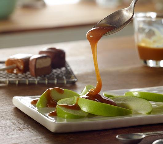 Caramel Apple flavor environmental