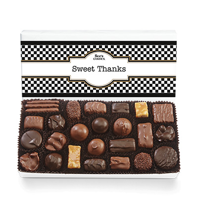 Appreciation Gifts: Assorted Thank You Box