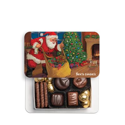 Santa's List Box