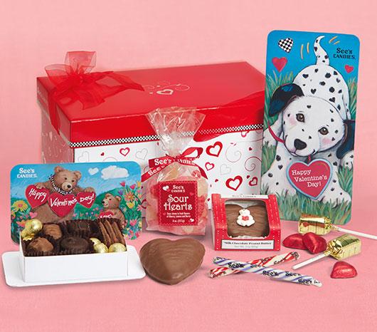 See's Lotsa Love Gift Pack