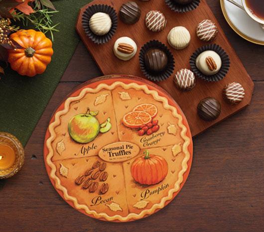 Seasonal Pie Truffles