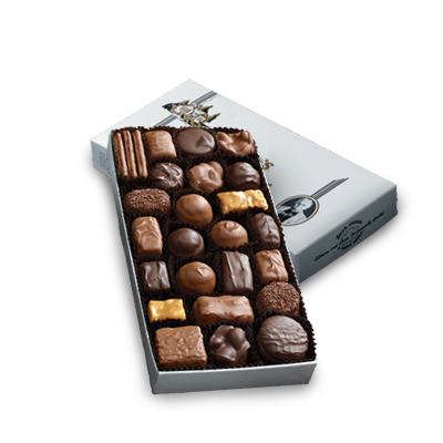 See's Chocolate Boxes