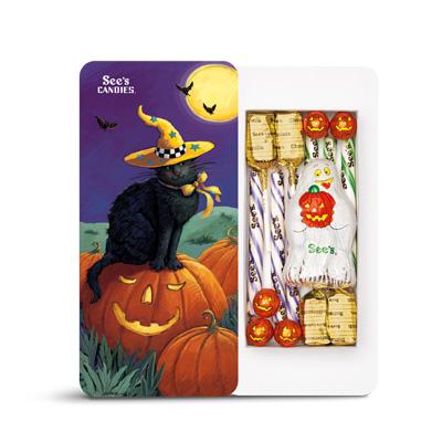 Purr-fect Halloween Box