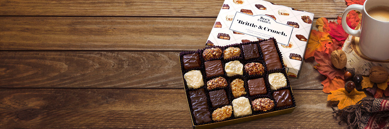 Chocolate gifts and treats for Fall