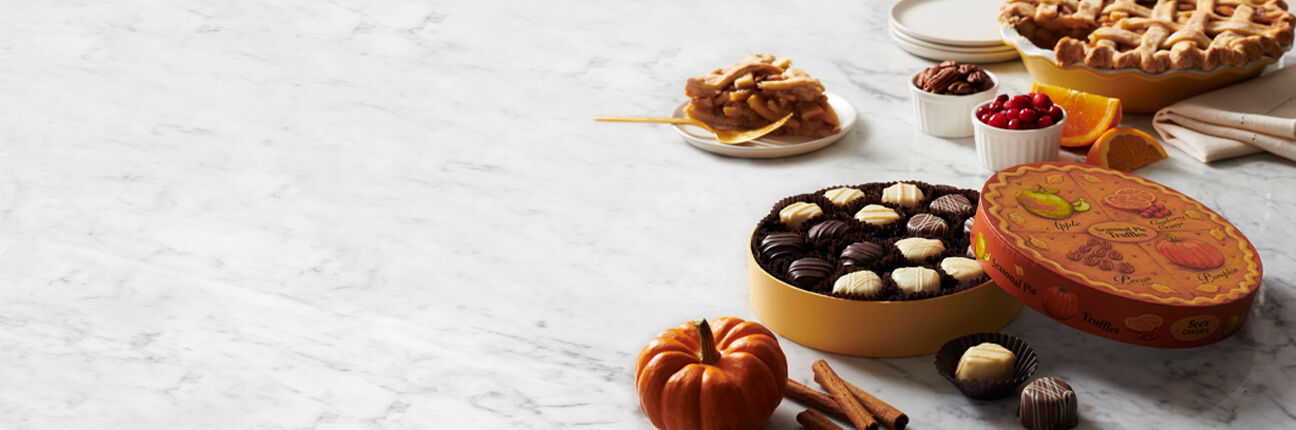 See's Thanksgiving Chocolates & Candies