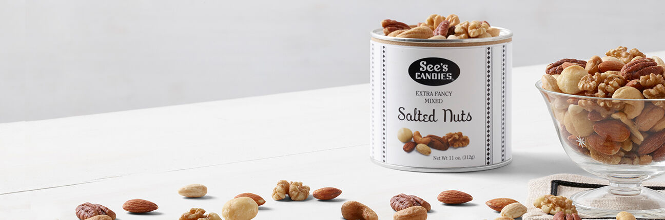Extra Fancy Salted Nuts
