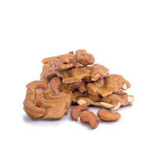 Maple Cashew Brittle