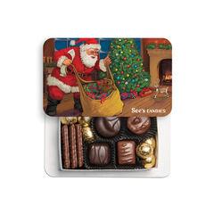 Santa's List Box View 1