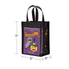 Halloween Night Treat Bag View 2