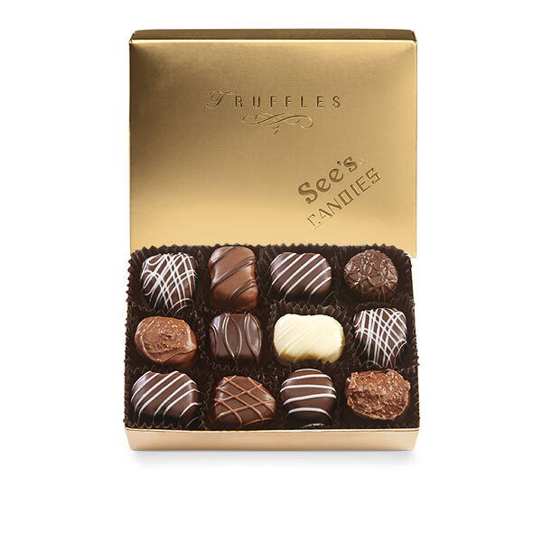 Build a custom box of chocolate | see's candies.