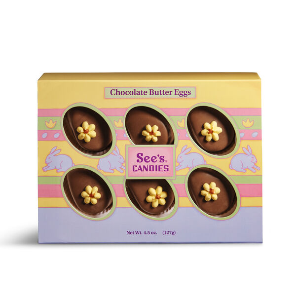 Chocolate Butter Eggs view 2