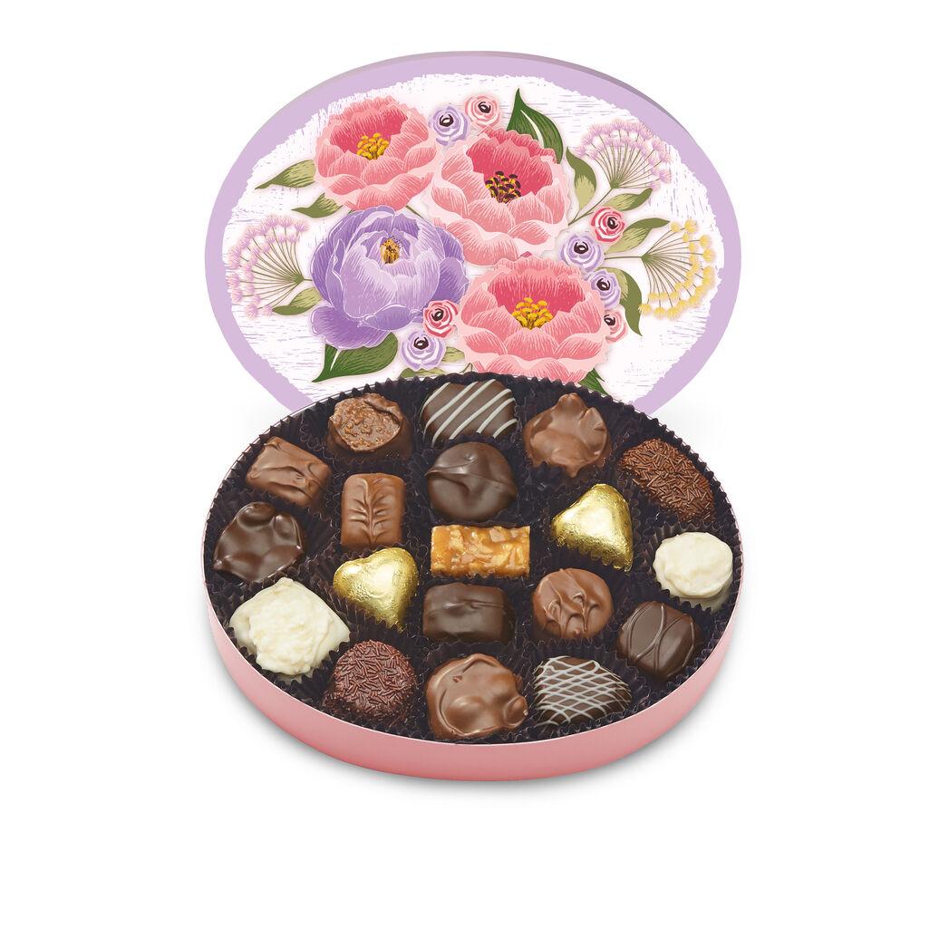 Floral Fancy Box