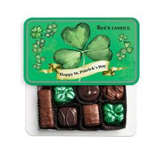 St. Patrick's Day Box View 1