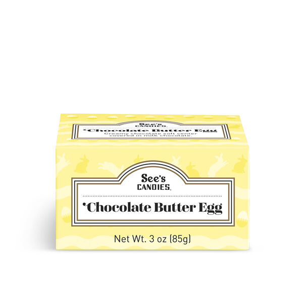 Chocolate Butter Egg view 4