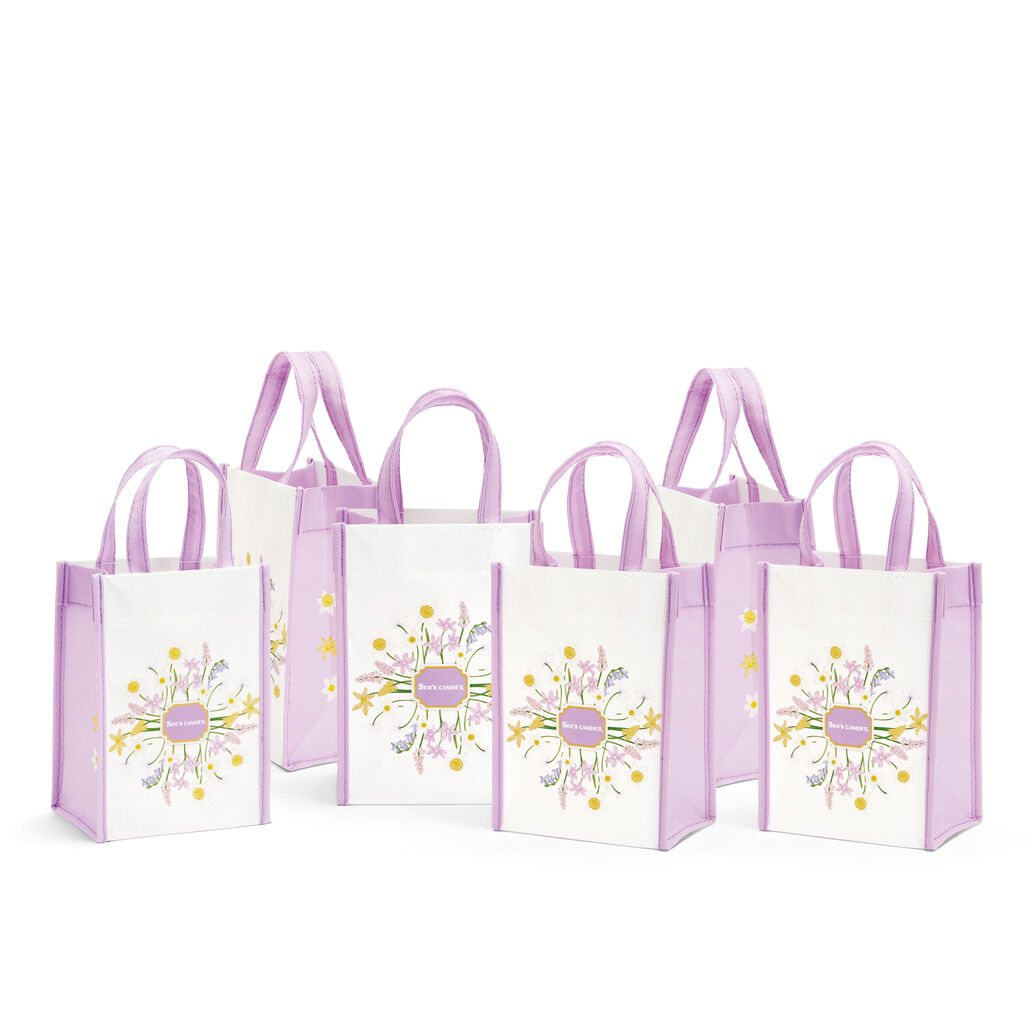 Sweet Blossoms Treat Bags