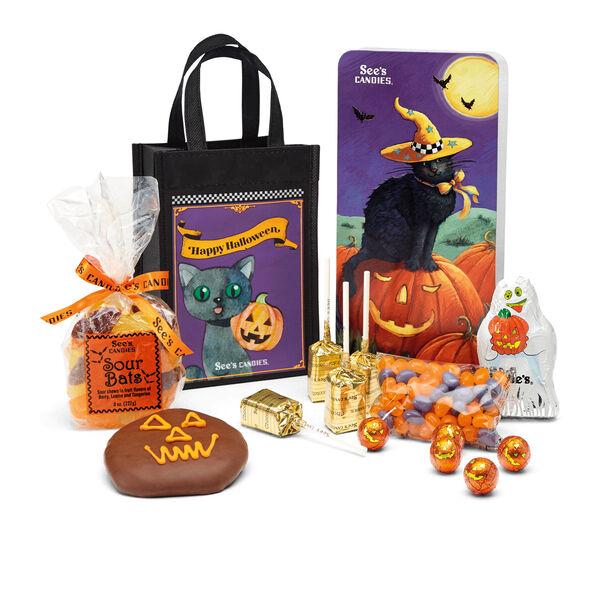 Purr-fect Halloween Gift