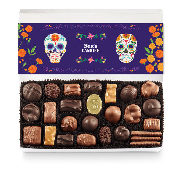 Día de los Muertos Assorted Chocolates