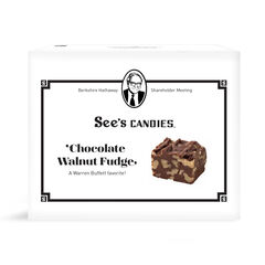 Chocolate Walnut Fudge View 1
