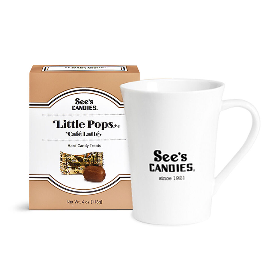 See's Café Gift Set