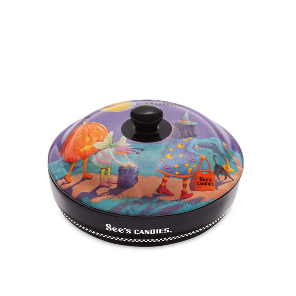Halloween Candy Dish