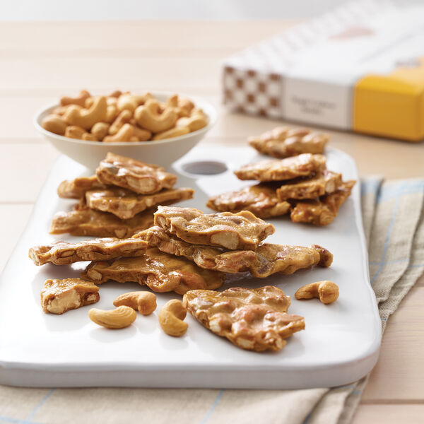 Maple Cashew Brittle view 3