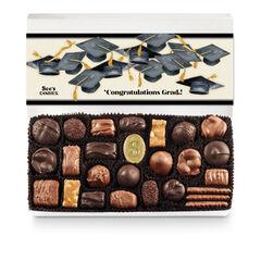 Congrats, Grad – Assorted Chocolates View 1