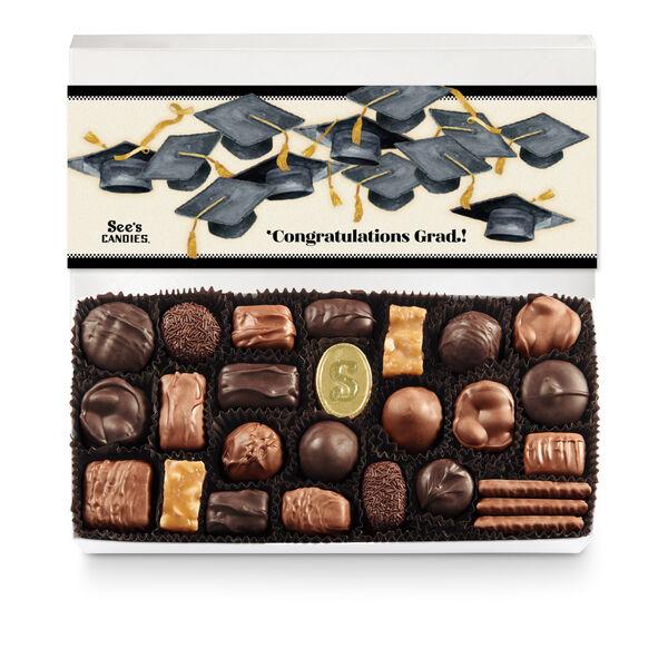Congrats, Grad – Assorted Chocolates