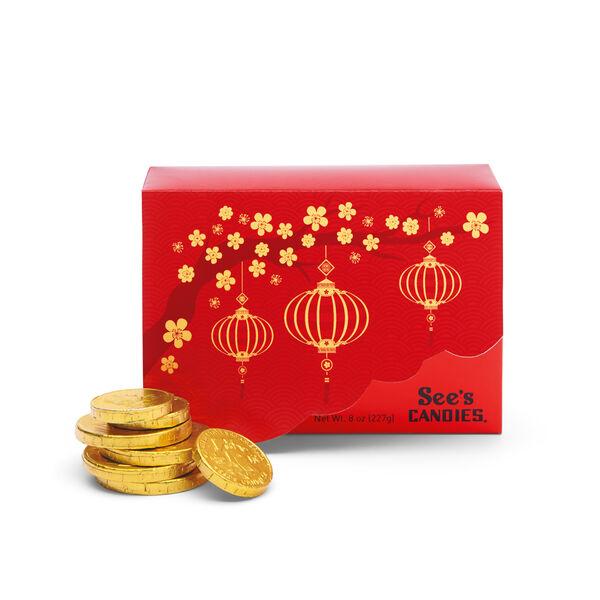 Lunar New Year Gold Coins