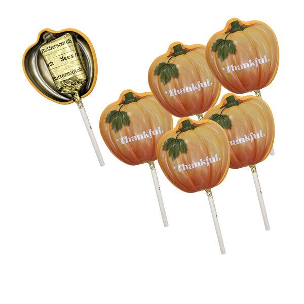 Thanksgiving Lollypops