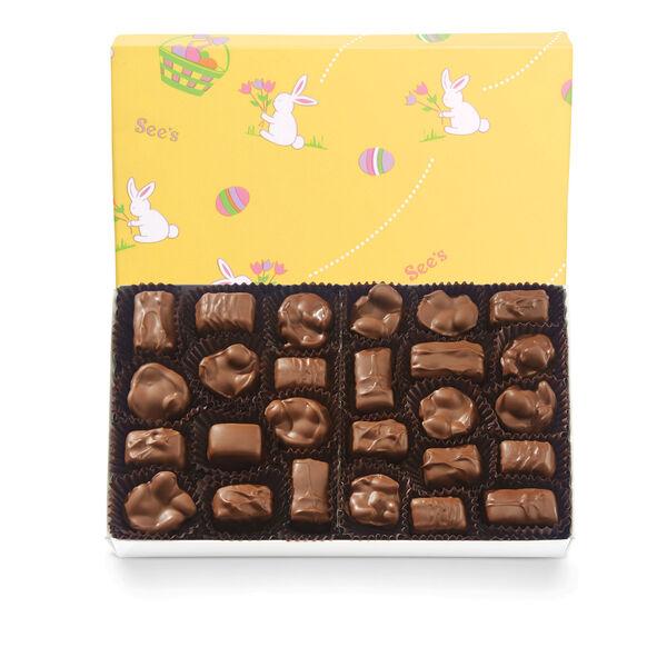 Milk Chocolate Nuts & Chews