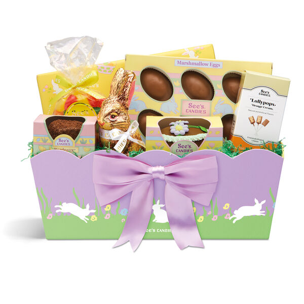 Sweet Traditions Easter Basket
