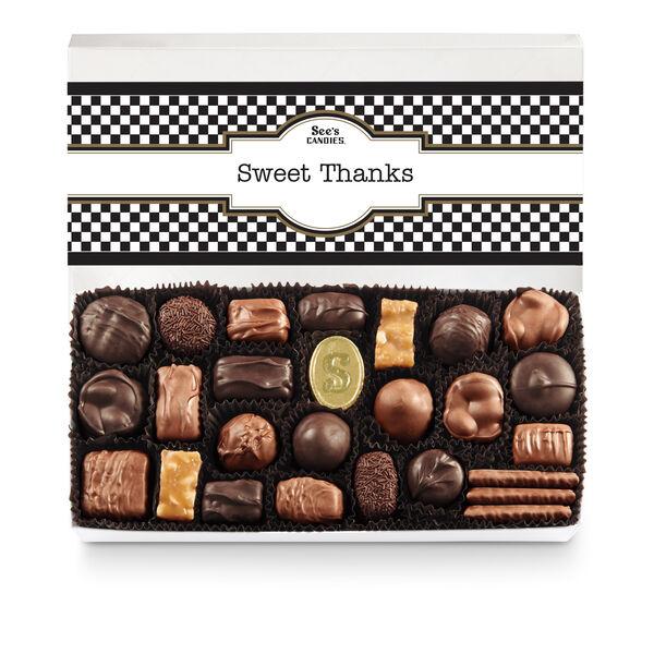 Thank You Box Assorted Chocolates