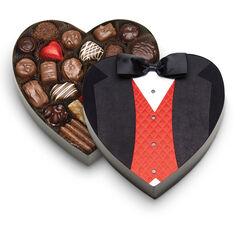 Tuxedo Heart View 3