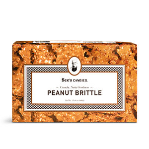 Game Day Peanut Brittle