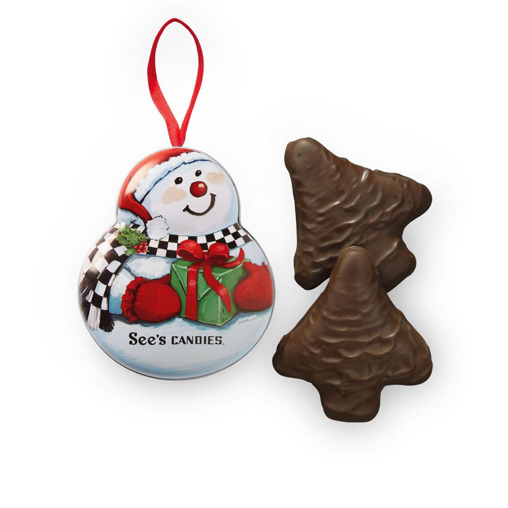 Keepsake Christmas Ornament