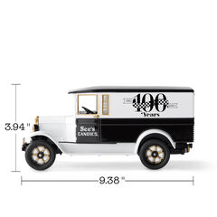 Centennial Limited Edition Graham Brother's Delivery Truck View 2
